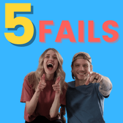 5 Business Fails of 2020 – Our journey to become rich!