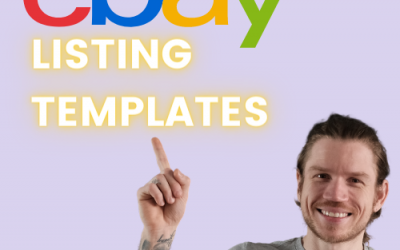 Beginners Guide to eBay Listing Templates & How to Save Time!