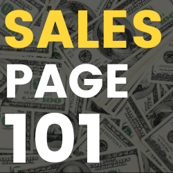 Writing a Sales Page by A Beginner, For Beginners!