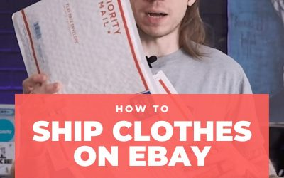 3 Tips for Shipping Any Type of Clothing on eBay – 2021 Beginners Starter Guide